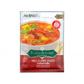 Kanokwan Red Curry Paste 50g