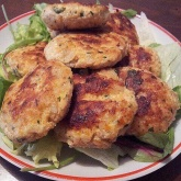 Tod Man Pla – green curry fish cakes (patties)