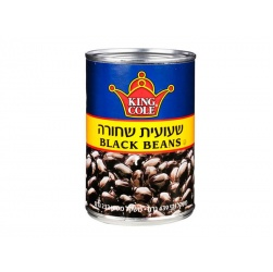 King Cole Black Beans 439g