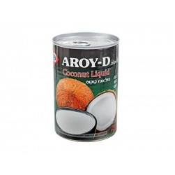 Aroy-D Coconut Liquid 400 ml