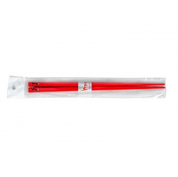 Reusable Red Pair of Chopsticks