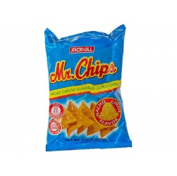Mr.Chips Cheese Corn Chips 100g