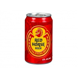 Red Horse Beer 330 ml 24 cans