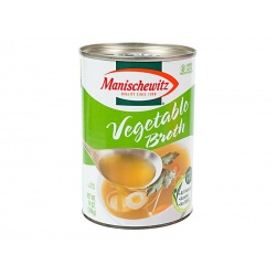 Manischewitz Vegetable Broth 396 ml