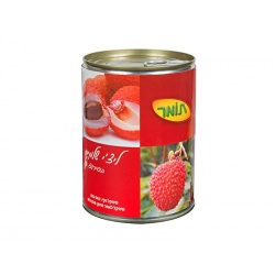 Tomer Whole Lychee in Syrup 565g