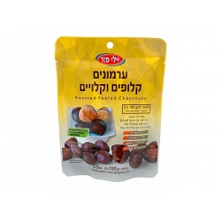 Willi Food Roasted Pilled Chestnuts 100g