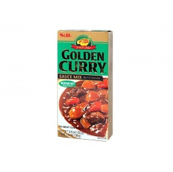 S&B Golden Curry Sauce Mix 100g