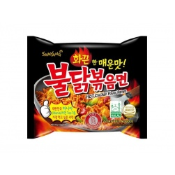 Samyang Hot Chicken Flavor Ramen Original 140g