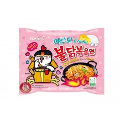 Samyang Carbonara Hot Chicken Flavor Ramen 130g