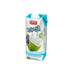 UFC Coconut Water 500 ml