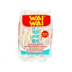 Wai Wai Rice Noodles Size M 3 mm 375g
