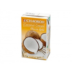 TCC Chaokoh Coconut Cream (No Preservatives) 250 ml