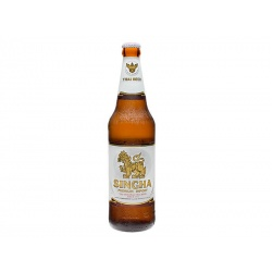 Singha Beer Bottle 330 ml