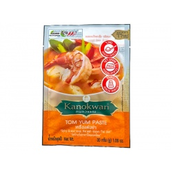 Kanokwan Tom Yum Paste 30g
