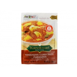 Kanokwan Massaman Curry Paste 50g