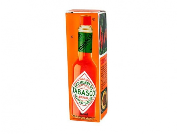 McIlhenny Tabasco Pepper Sauce 60 ml